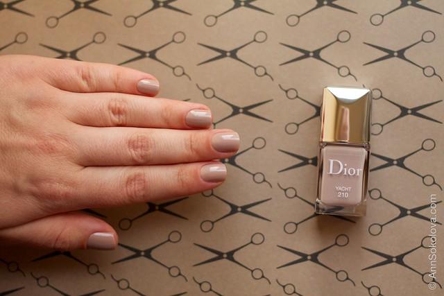 06 Dior #210 Yacht