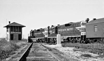 SP, New Orleans, Louisiana, 1954