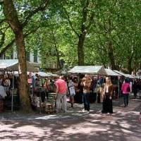 Zelfgemaakte Markt Returns to Utrecht