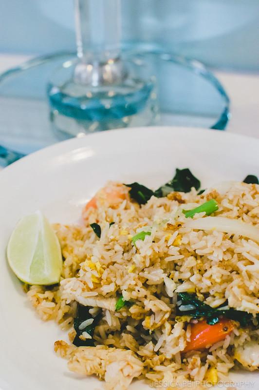 Thai fried rice Viv
