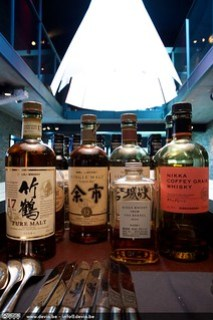 Nikka Perfect Serve: Whisky Line-Up