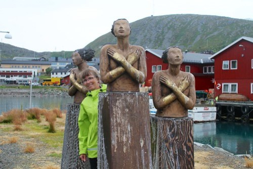 Fruene i Kjøllefjord