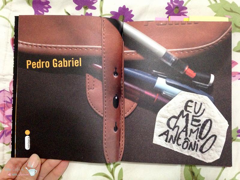 Eu Me Chamo Antônio - Pedro Gabriel