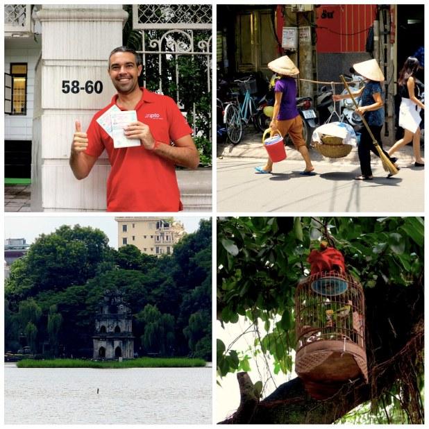 Visado India en Hanoi