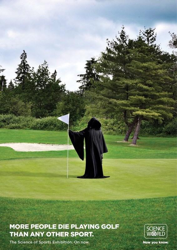 Science World - Golf