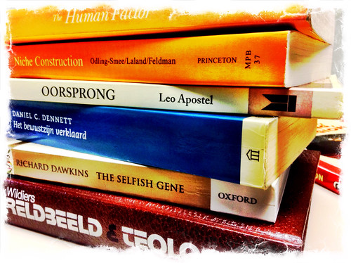 Six Books That Shaped My Research (1/2)