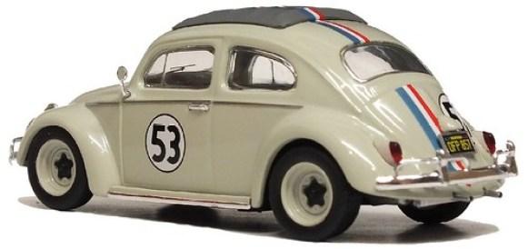 Mattel Hot Wheels VW Herbie (1)