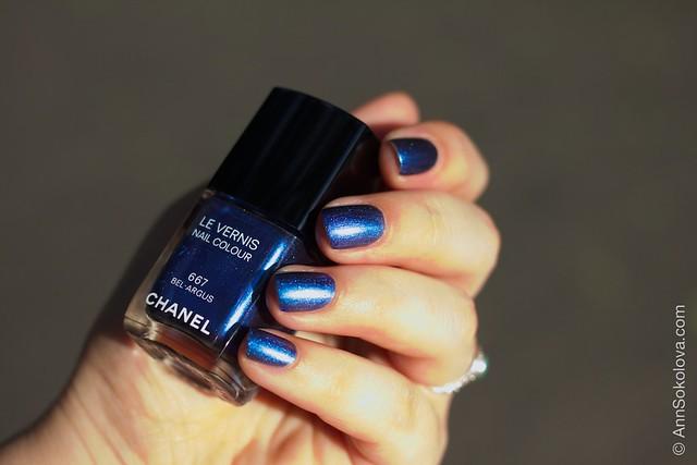 06 Chanel #667 Bel Argus