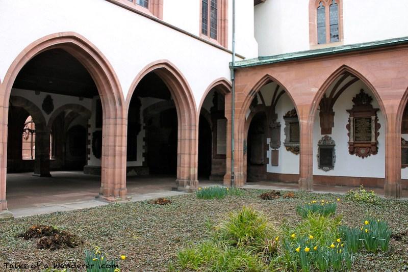 BASEL - Basler Münster