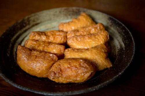 Inarizushi (いなり寿司)