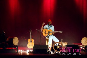 Seu Jorge - Vogue Theatre - Vancouver - November 20, 2016
