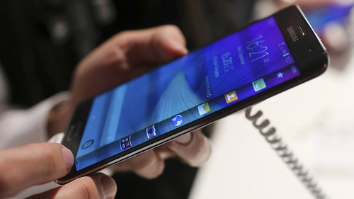 Lanzamiento Samsung Galaxy Note 4 Samsung Galaxy Note EDGE iFA 2014