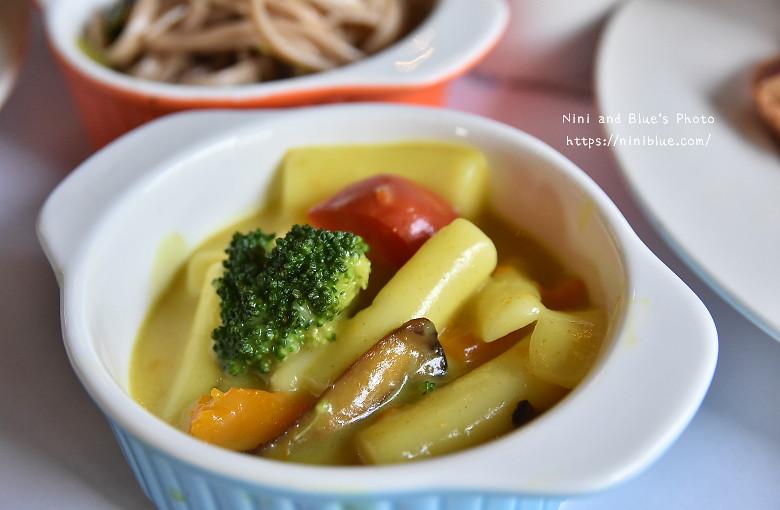 台中健康蔬食陶然左岸14