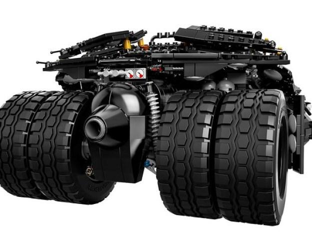 LEGO Batman UCS Tumbler (76023)