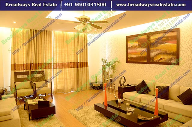 omaxe 3bhk the resort mullanpur