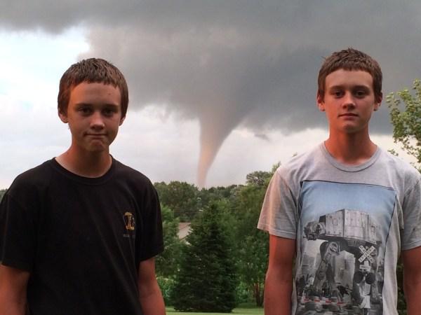 Tornado watching