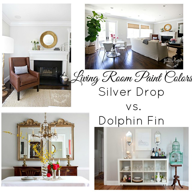 Living Room paint color inspiration
