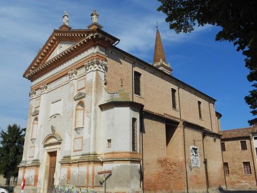 Saguedo, chiesa di S. Barnaba, Lendinara