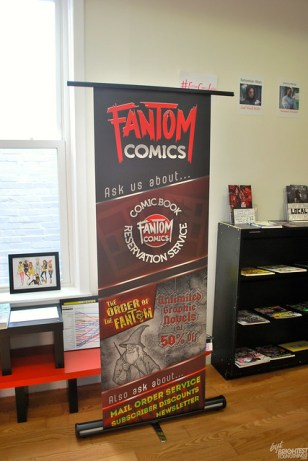 Fantom Comics 12
