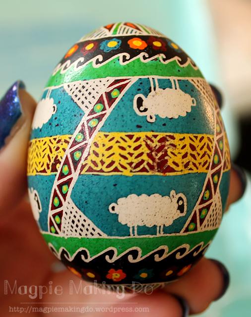 sheep egg