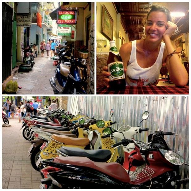 Pham Ngu Lao Saigon