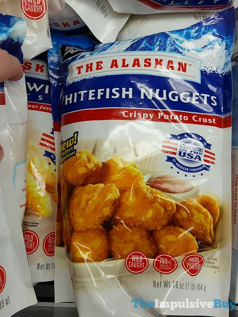 Trident The Alaskan Whitefish Nuggets