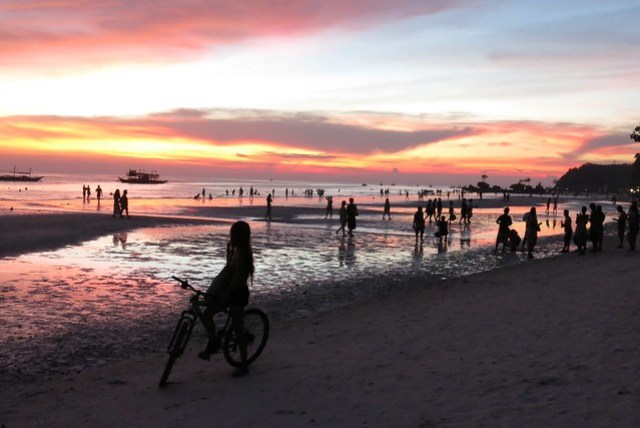 May 2014 Boracay Sunset - 11