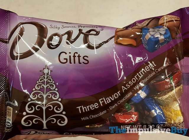 Dove Gifts Three Flavor Assortment