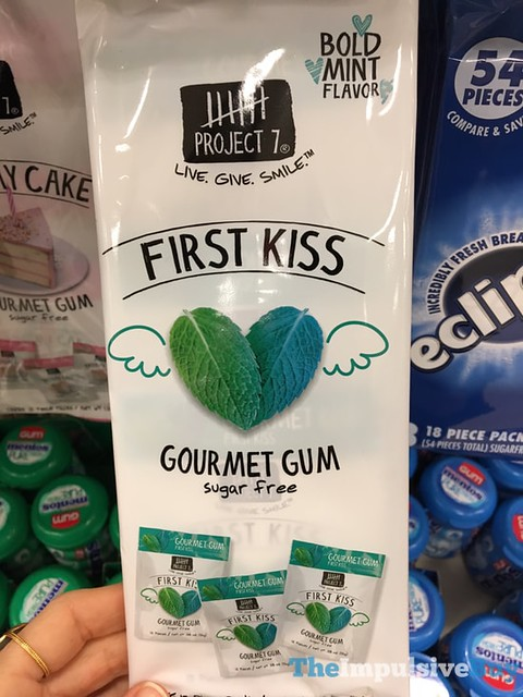 Project 7 First Kiss Gourmet Gum