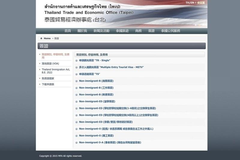 《泰国自由行》泰国签证:英文版机票与申请注意事项2017年版
