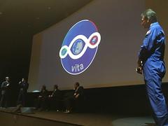 ESA astronaut Paolo Nespoli's VITA mission name unveiling