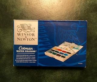 winsor newton watercolor set - 1