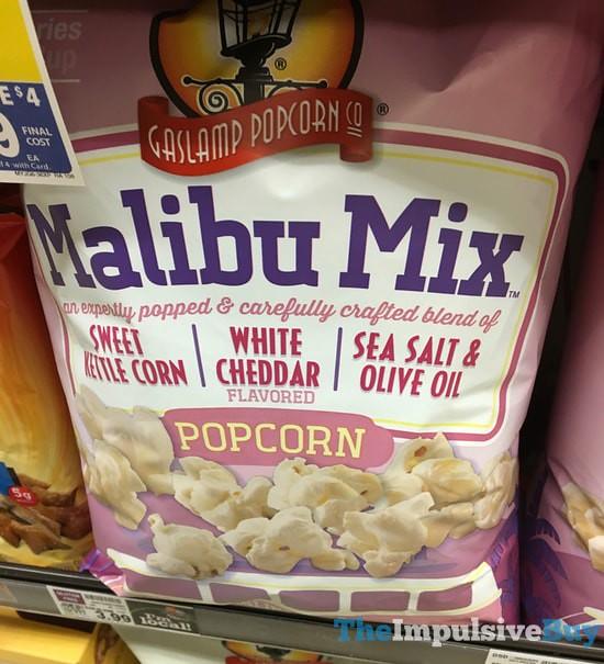 Gaslamp Popcorn Co Malibu Mix