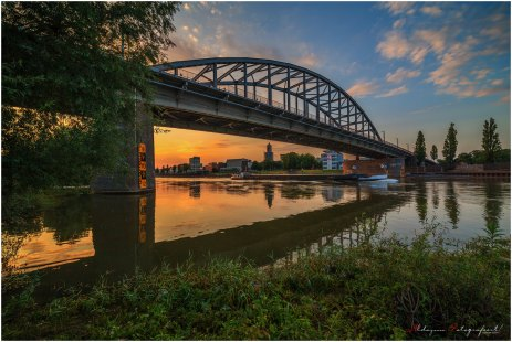 Arnhem, stadje aan de rijn