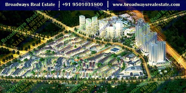 omaxe the resort flats 3bhk