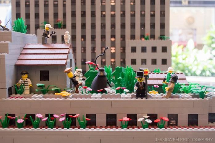 Rockefeller Center Lego Store in New York City