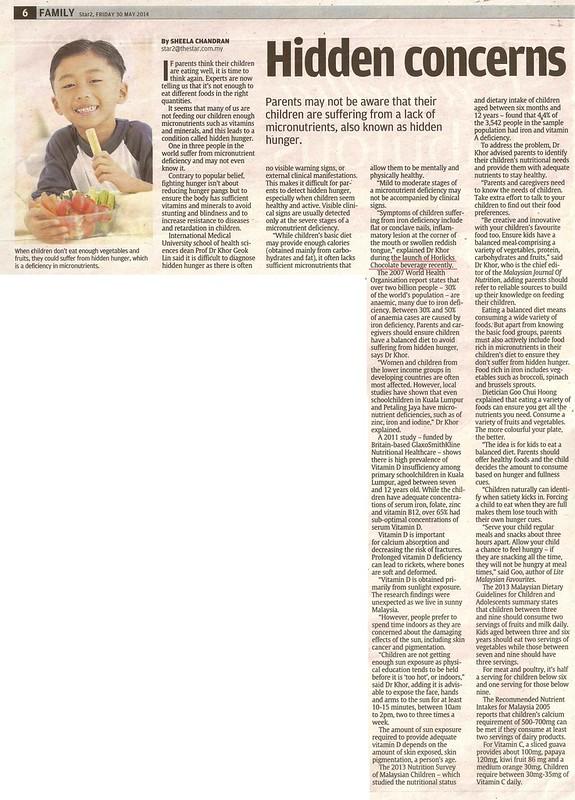 Hidden Hunger & Horlicks Chocolate - The Star-Star2_30 May 14_Pg 6