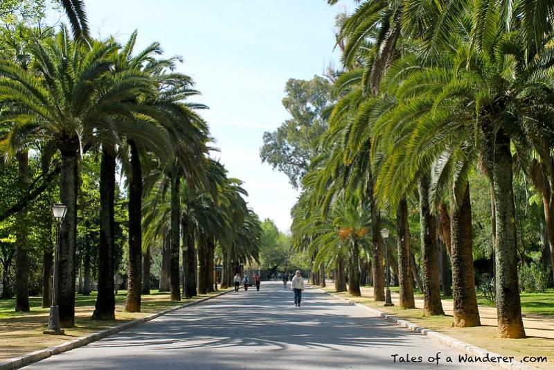 SEVILLA - Parque de María Luisa