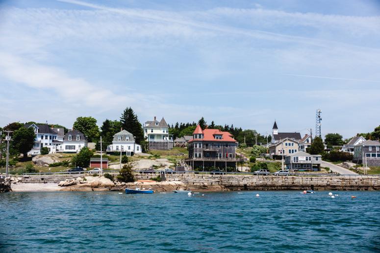 stonington mailboat to isle au haut