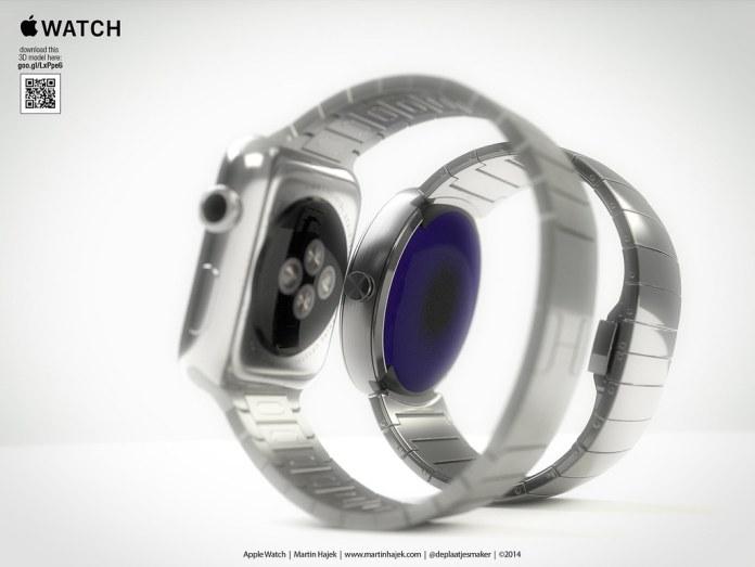 Apple Watch vs. the rest