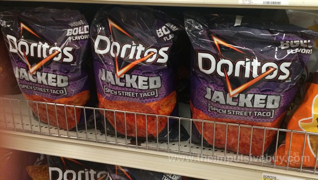 Doritos Jacked Spicy Street Taco