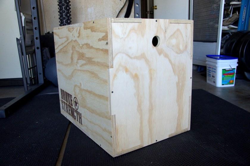 Brute Strength Box side