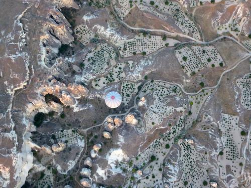 Turquie - jour 20 - Cappadoce, dans les airs et sous terre - 061 - Cappadoce en ballon