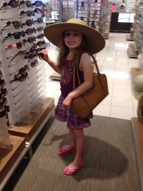Shopping at Kohls!