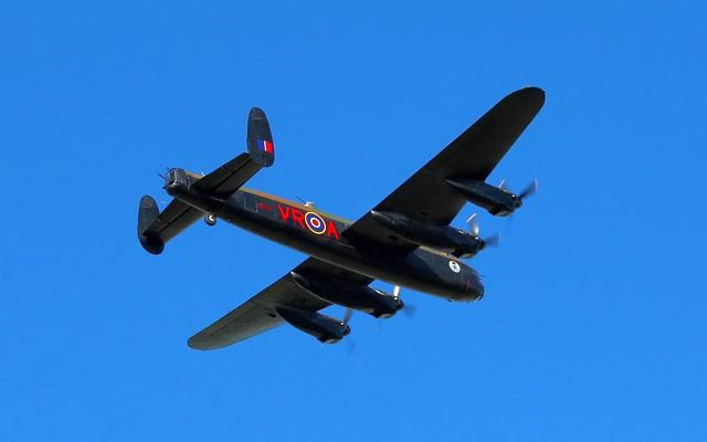 Avro Lancaster pair