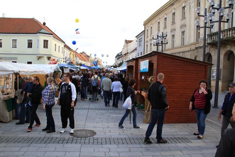 Jarmok, Trnava