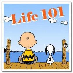 Life lessons Snoopy