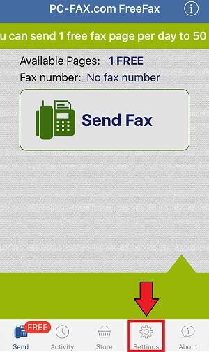 161017 FreeFaxの使い方1