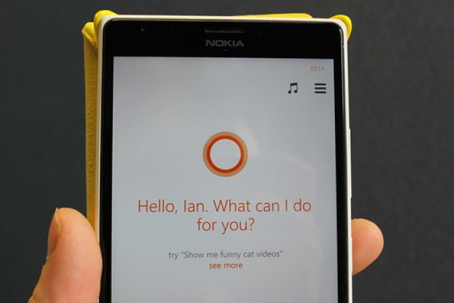 Cortana on Windows Phone