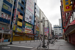 Akihabara:Early Morning (8)